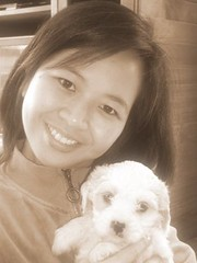 Blue and I