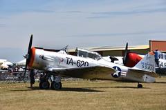North American T6 F-AZRD