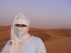 the berber woman