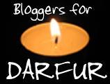 Bloggers for Darfur button by jilldoughtie