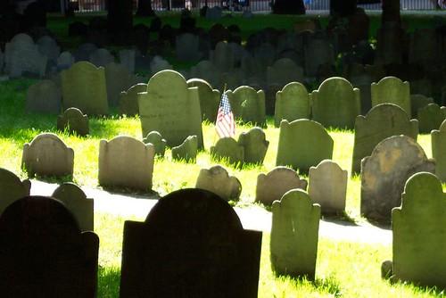 Boston Cemetery 2