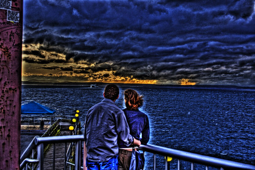 HDR: Pier