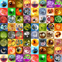 Amazing Circles Collage