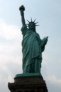 NYC: Liberty Island - Statue of Liberty