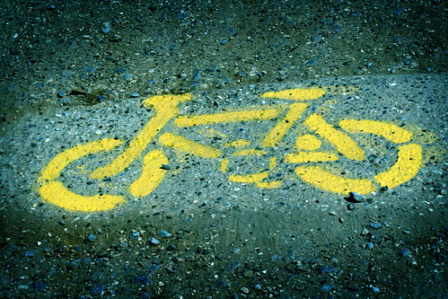 Lomo cycling by fabbio