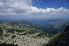 Lacul si caldarea Galcescu