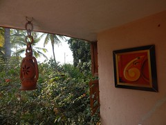 The Legend Kuchipudi Dancer Dr. Vyjayanthi Kashi's Shambhavi School of Dance Outside Photography By Chinmaya M.Rao  (205)