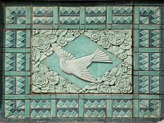 Art Deco Bird
