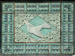 Art Deco Bird