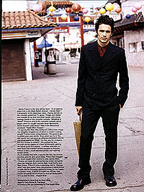 """James Franco . FW Magazine • <a style=""""font-size:0.8em;"""" href=""""http://www.flickr.com/photos/13938120@N00/192648471/"""" target=""""_blank"""">View on Flickr</a>"""