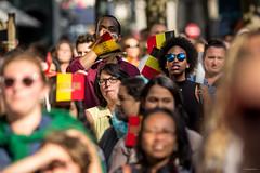 Fête nationale belge - 21 juillet 2015 - Concert Radio Nostalgie au Sablon