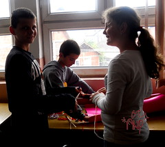 Kids working 7