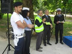 Sicurezza stradale in Bici al Parco Ducale con FIAB Parma