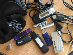 What's in my Computer Bits Bag