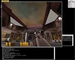 Quake3 + net_server