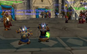 Gnome Dancing quickly became a past-time activity of choice