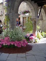 Gli archi a San Pellegrino