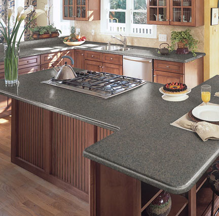 kitchen counter options epoxy commercial flooring countertops design ideas tops