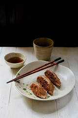 Japanese Gyoza