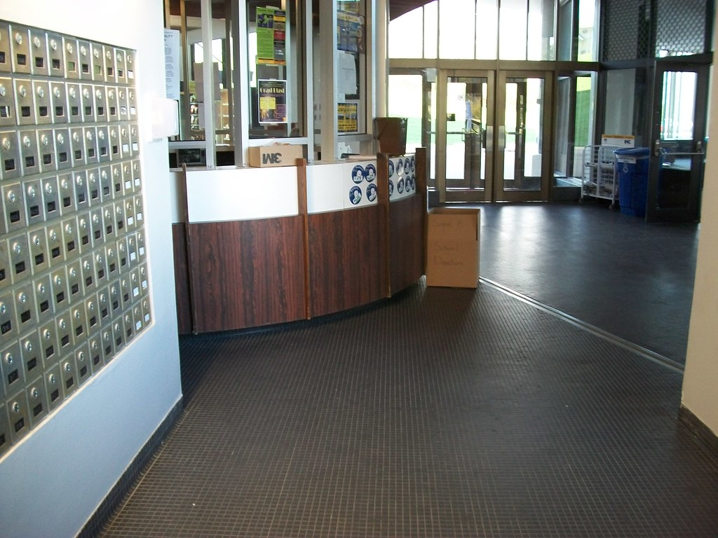 Tanner Hall Lobby Remodel  Facilities Management