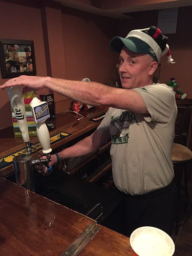 Frank The Bartender