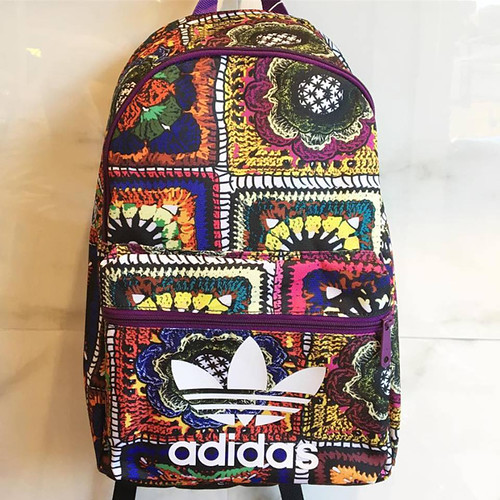Mochila Adidas Farm Crochita