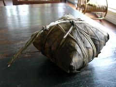 Lotus Leaf Wrap 荷叶粽