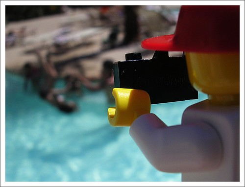 shutterbug at the pool