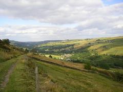 Colne Valley towards Huddersfield