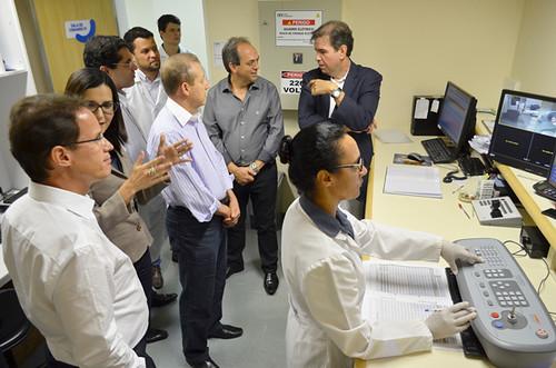 Instalações da Unidade de Oncologia do Hospital Márcio Cunha - Foto Emmanuel Franco (1)