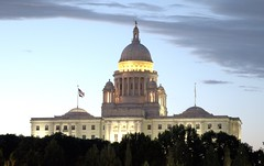 Beautiful View of the State House