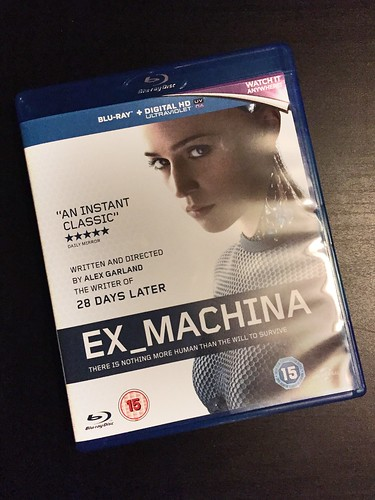 Today is all about...ex_machina