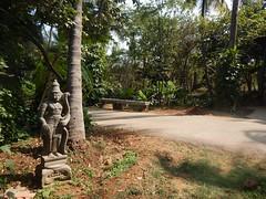 The Legend Kuchipudi Dancer Dr. Vyjayanthi Kashi's Shambhavi School of Dance Outside Photography By Chinmaya M.Rao  (240)