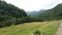 Puntea suspendata de la Valea Neagra