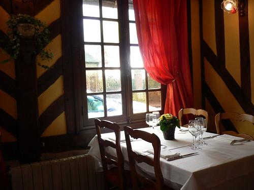 Restaurant in Beuvron