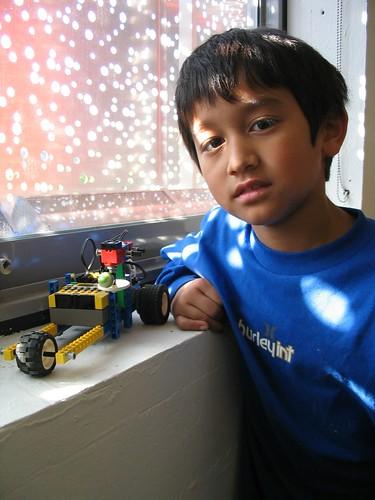 Nick and his Robot - 2