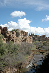 Queen Creek, Boyce Thompson Arboretum, Superio...