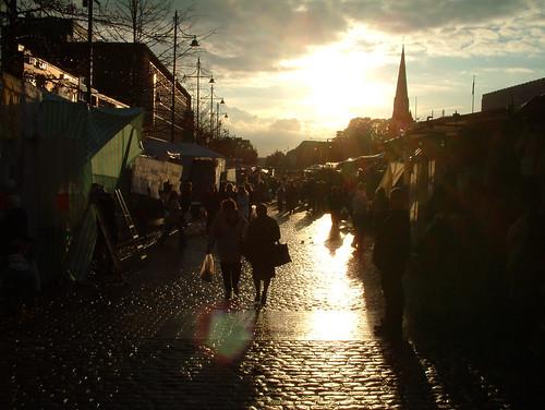 Romford Market by mickal