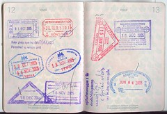 passport pages 12-13