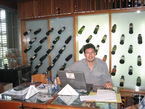 Vladimir Viloria El Vino toma Caracas