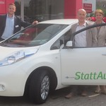StattAuto Lübeck Car-Sharing via Olympic-Automobile