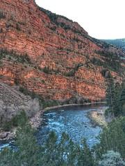 Little Hole Trail, Flaming Gorge, Utah