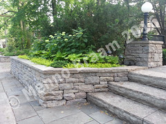 Menno-braam-stone-steps-wall-with-Pillars-3