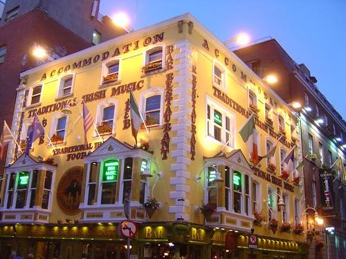Oliver St. John Gogarty Bar