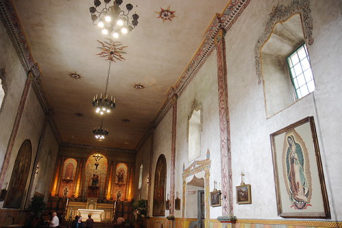 mission santa barbara church