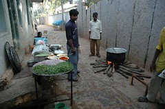 Food preparation for my marriage (Tumkur Ameen) Tags: food india nature landscape wildlife environment karnataka ahmed kunigal traditionalfood ameen tumkur ddhills hebbur