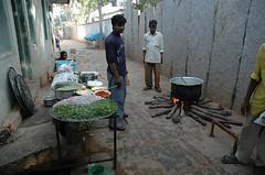 Food preparation for my marriage (Tumkur Ameen) Tags: food india nature landscape wildlife environment karnataka ahmed kunigal traditionalfood ameen tumkur ddhills hebbur