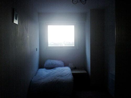 A cell in Borstal, taken by Flickr user Flipsy