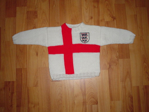* England football jumper!