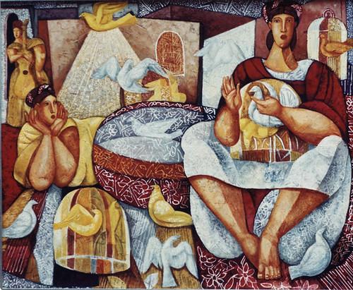 mujeres(ag02) by aidaemart.